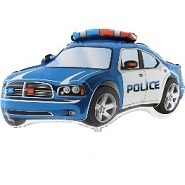 "245B Police Car 31"""