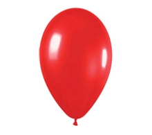 Balloon Latex Fashion Red
