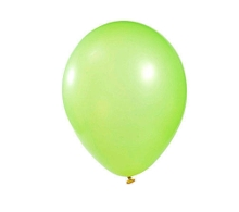 Balloon Metallic Lime