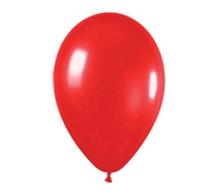 Balloon Metallic Red