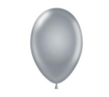 Balloon Metallic Silver