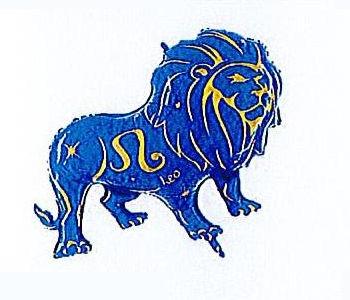Balloon Zodiac Leo