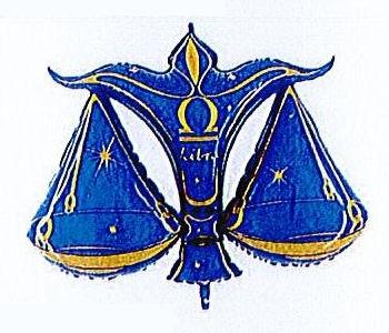 Balloon Zodiac Libra