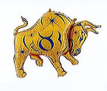 Balloon Zodiac Taurus