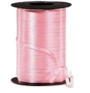 Curling Balloon Ribbon Light Pink