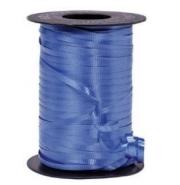 Curling Balloon Ribbon Royal Blue