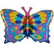 Foil Balloon Shape Butterfly