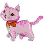 Foil Balloon Shape Cat
