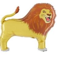 Foil Balloon Shape Lion
