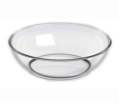 Romax Glass Plastic 120ml Bowl