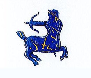 Balloon Zodiac Sagittarius