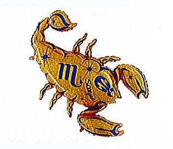 Balloon Zodiac Scorpio